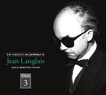 The Complete Organ Works of Jean Langalais, Volume 3, CDs 5&6